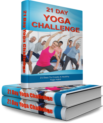 21-Day Yoga Challenge White-Label Ebook