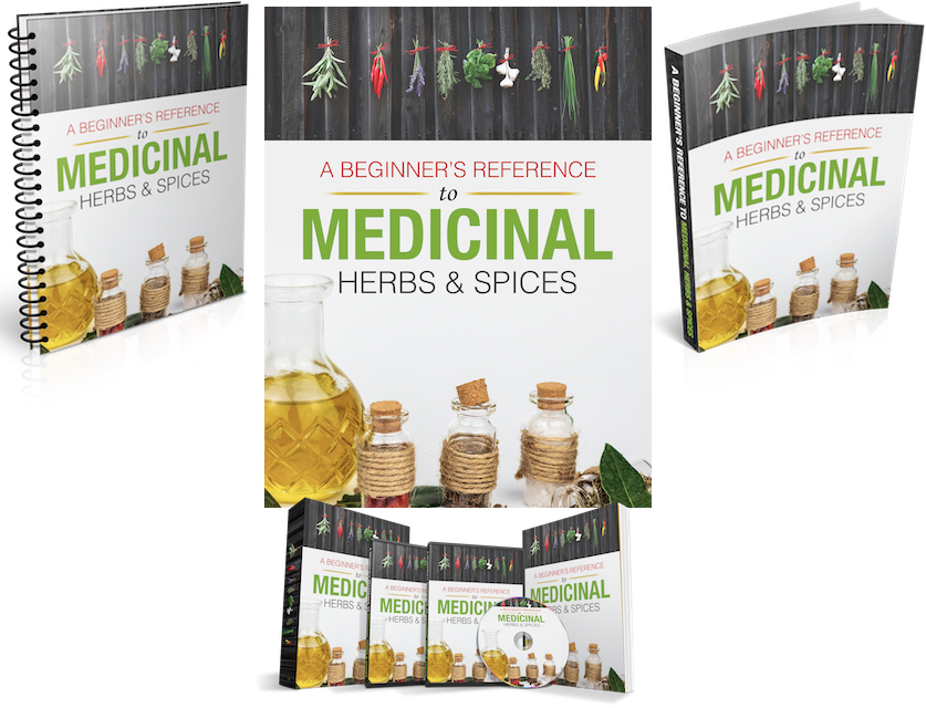 Medicinal Herbs & Spices PLR REVIEW